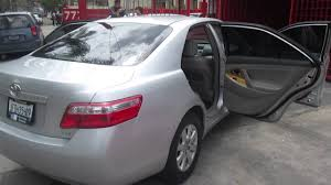 2007 toyota camry xle toyota camry 2007 xle v6 6at soloautos mx