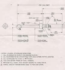 engineering technical drawings