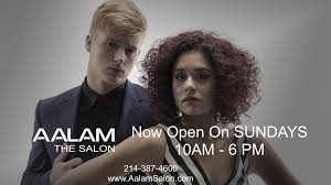 hair salon open on sunday in north dallas serving plano frisco