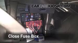 2006 Chevy Hhr Interior Interior Fuse Box Location 2006 2011 Chevrolet Hhr 2007