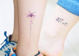 51 ankle tattoos for ankle ideas fashionisers