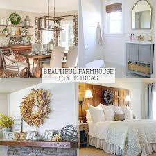 beautiful farmhouse style ideas u0026 create link inspire 163