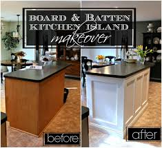 kitchen remodeling island board batten kitchen island makeover 21 rosemary