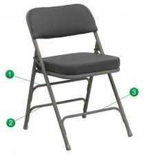 How To Make Chair More Comfortable Upholstered Folding Chairs Foter