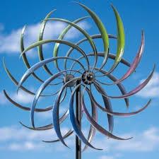 garden large wind spinner yard decor outdoor metal kinetic