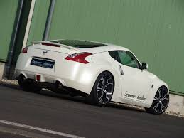 nissan 370z spoiler kit senner tuning reveals nissan 370z kit autoevolution