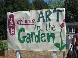 Art In The Garden - avant garden benicia community gardens