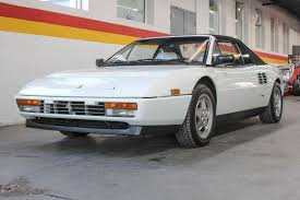 convertible ferrari 1990 ferrari mondial for sale 2040482 hemmings motor news