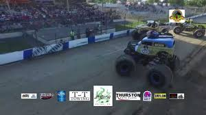 monster trucks video ukiah speedway monster trucks highlights video june 6 2015 youtube
