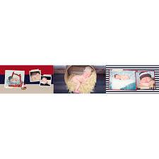 nautical photo album nautical 3x3 mini accordion album custom photoshop design