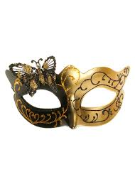 gold masquerade mask butterfly black and gold venetian masquerade mask