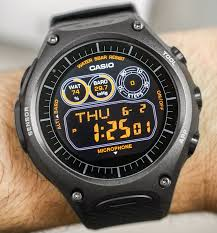 android smart reviews casio wsd f10 android wear smartwatch review ablogtowatch