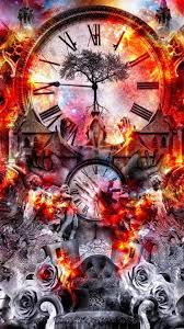 abstract clocks time wallpaper 30802
