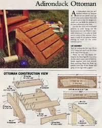 free diy adirondack chair plans build adirondak chair plans diy