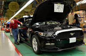 michigan mustang ford scraps mexico plant invests heavily in michigan