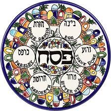 sadar plate armenian city seder plate judaica mall