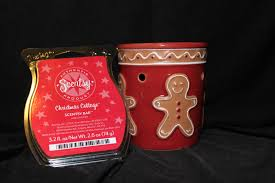 Pumpkin Scentsy Warmer 2012 by Giveaway Win A Scentsy Gingerbread Plug In Warmer And Christmas