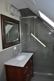 attic bathroom ideas attic bathroom chicago il ideas