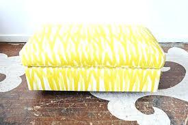 Yellow Ottoman Storage Fashionable Yellow Ottoman Yellow Ottoman Storage Yellow Oversized