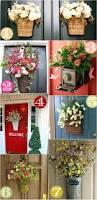 home decor front door colors pinterest flower basket hanger