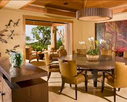 Tropical Dining Room Furniture Tremendous Dining Room Corner Decor On Home Decorating Ideas With