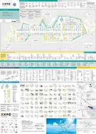 Expo Line Map Milan World U0027s Fair Exploring Italy U0027s Expo 2015