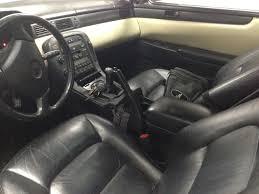 lexus gs300 interior black who here has black tan 2 tone interior clublexus lexus forum
