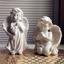 angel decorations for home european fashion home decorations resin small angel handicrafts