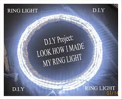 circle light for video ring light diy tutorial 1 using led lights video 1 youtube