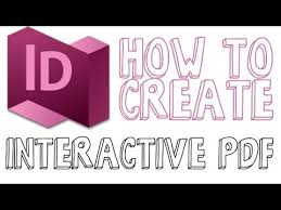 tutorial youtube pdf how to create an interactive pdf in indesign indesign cc tutorial