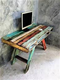 the 25 best pallet tables ideas on pinterest pallet table top