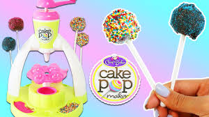 cake pop maker cool baker cake pop maker playset diy easy cake pop