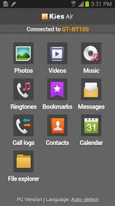 samsung kies software for android kies air for android free and software reviews cnet