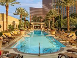 Las Vegas Strip Map Hotels by