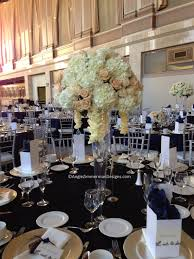 used wedding centerpieces wedding floral design centerpieces in white ivory and taupe