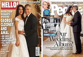 george clooney wedding pics george clooney pictures of wedding to amal alamuddin