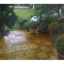 acacia outdoor deck tiles u0026 planks you u0027ll love wayfair