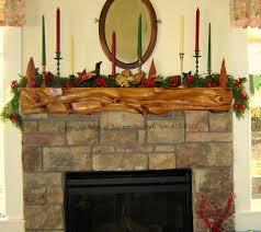 log fireplace mantels binhminh decoration