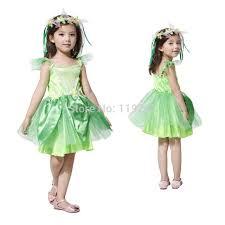Halloween Costumes Girls Kids Aliexpress Buy Green Naughty Green Fairy Costumes