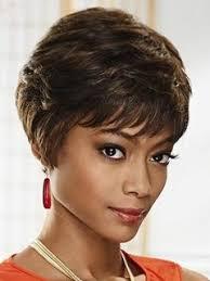 boycut hairstyle for blackwomen custom made wigs for african american women