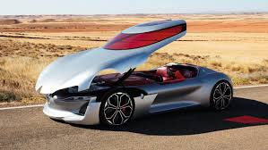 renault concept cars this is renault u0027s astonishing trezor concept car car news bbc