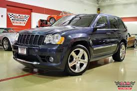 jeep srt8 prices 2008 jeep grand srt8 stock m5161 for sale near glen