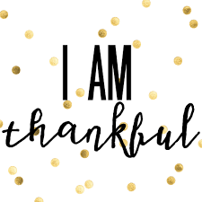 thankfulness small and simple truths