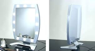 vanity makeup mirror with light bulbs large lighted vanity makeup mirror like this item property taxes in