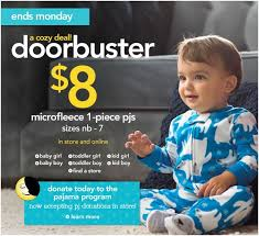carters pajama sale frugal gift ideas mommysavers