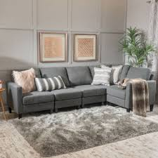 nice appearance of house with grey sectional sofa jenisemay com