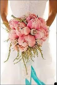 Shabby Chic Bridal Bouquet by Buchet Mireasa Cu Fundita Decorativa Si Lacramioare Nunta Mea