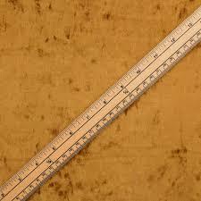 Orange Curtain Material Marble Velour Crushed Velvet Plush Bling Furnishing Upholstery