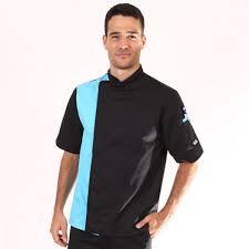 veste de cuisine pas cher noir de cuisine noir bleu