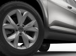 volkswagen atlas black wheels volkswagen atlas teramont 2017 3d cgtrader